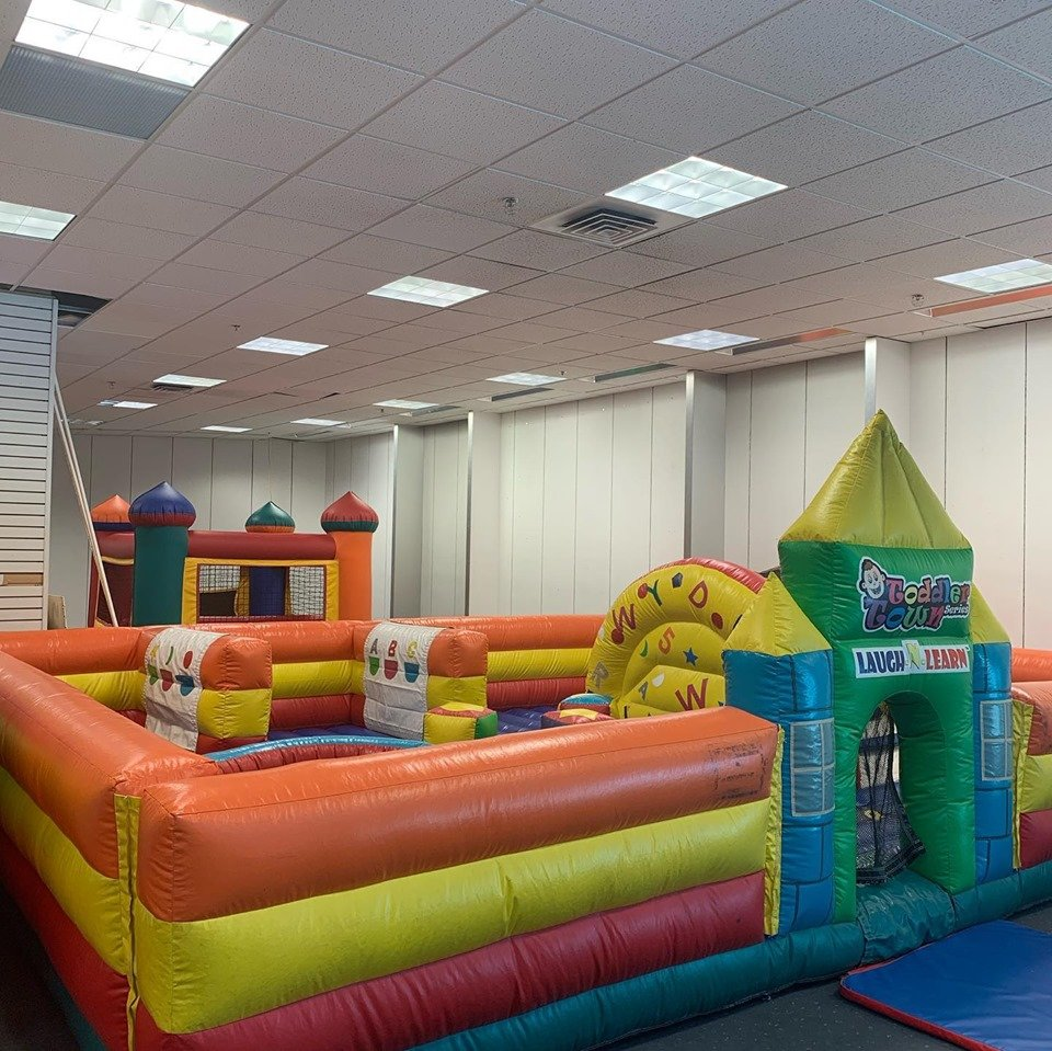 bouncy jump