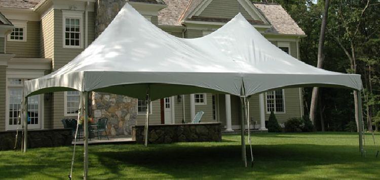 10x20 High Peak Frame Tent