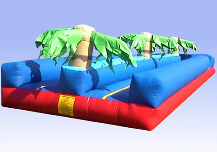 Tropical Slip and Slide