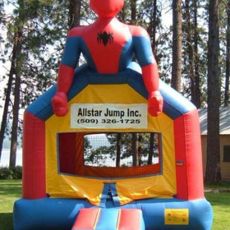 Spiderman Bouncer
