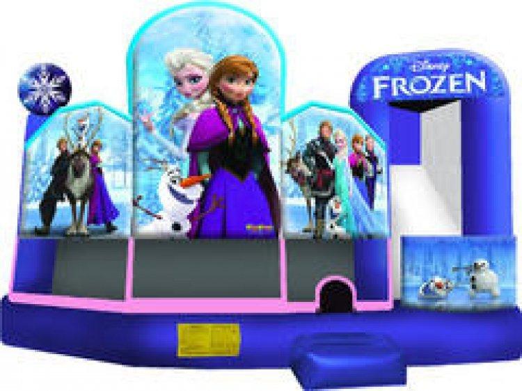 Disney Frozen 5 in 1 Combo - Dry Only