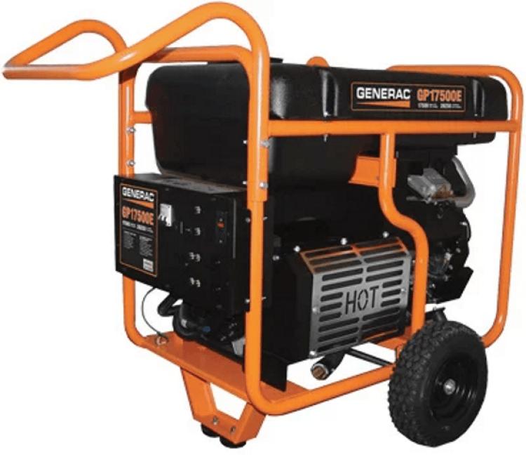 Generac 17,500 Watt Generator