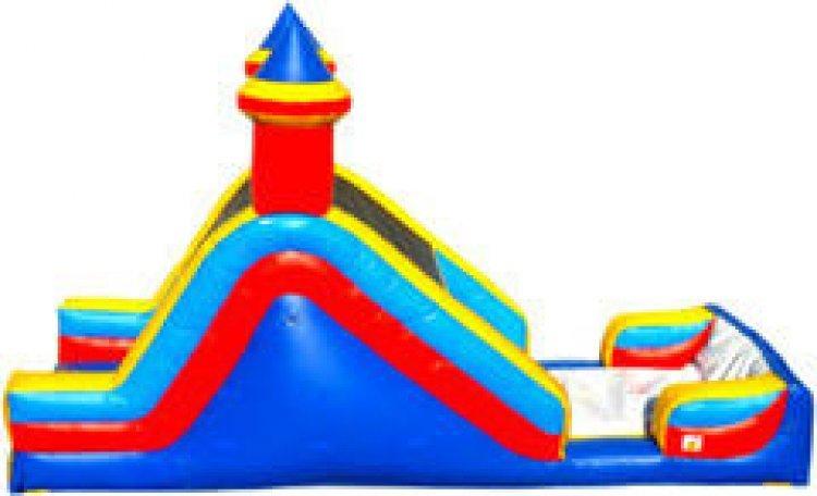 KIDZILLA Rock Climb Slide