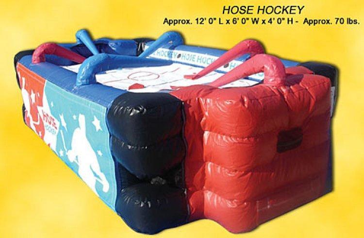 Air Hose Hockey