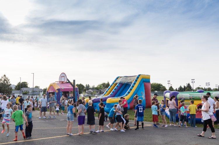 Full Service School Carnival