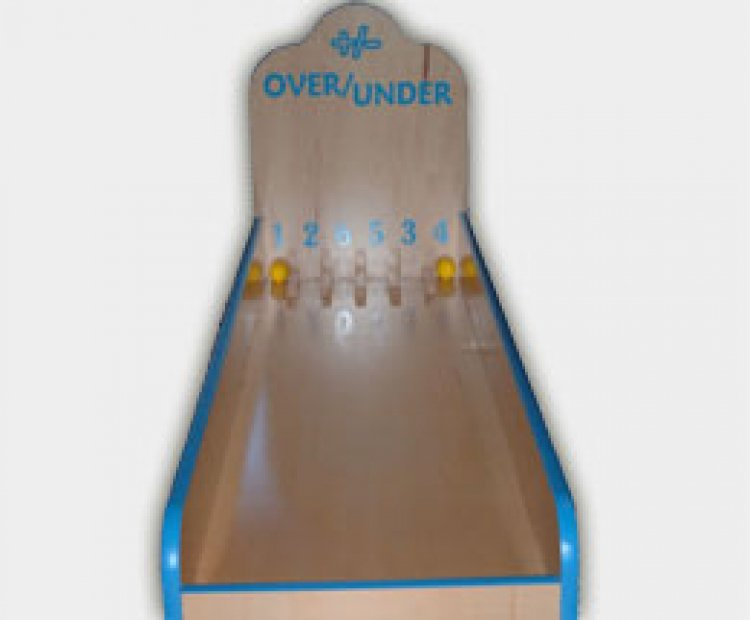 Over/Under Table Game