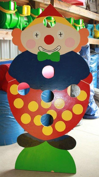 Big Clown Toss