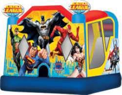 Justice League Combo- Wet
