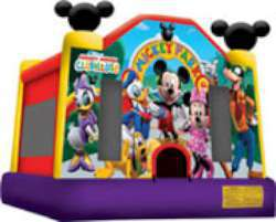 Mickey Mouse Bouncer (medium)