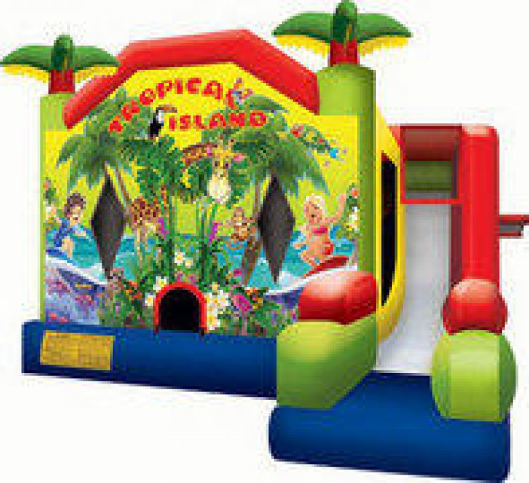 Tropical Island 5 in 1 Combo - Dry Only