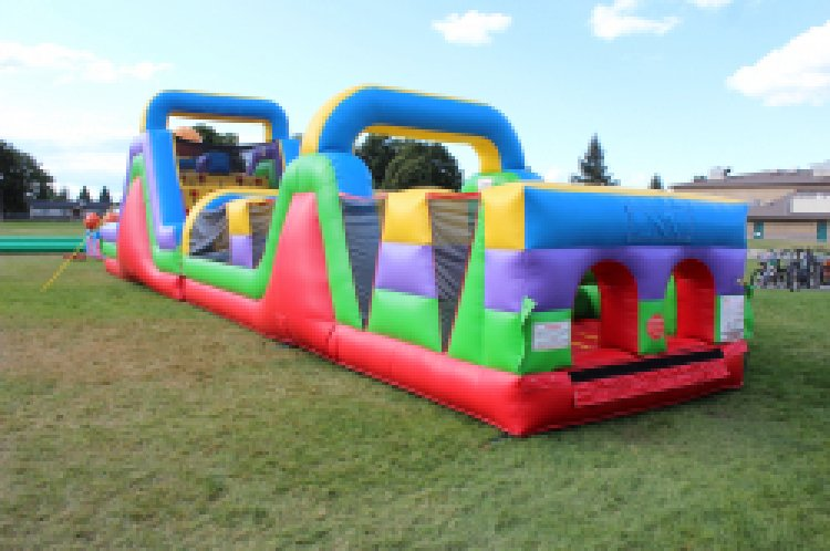 31' Foot Backyard Obstacle Course